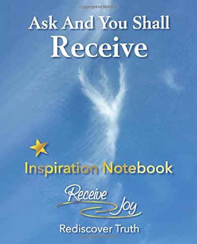 Inspiration Notebook (softcover book)