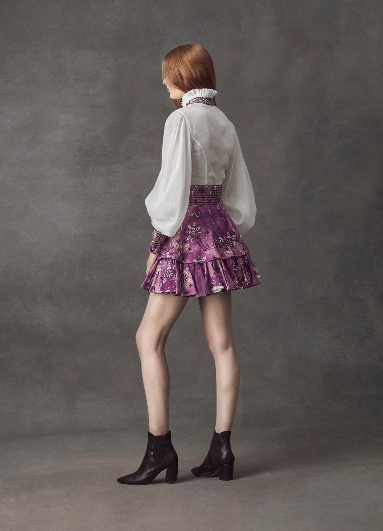 Hadrian Mini Skirt - LEO & LIN