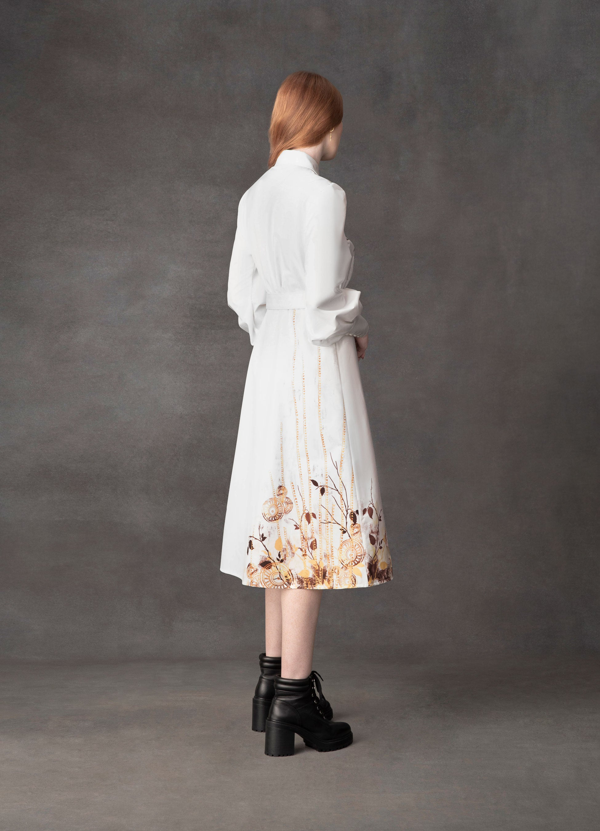 The Garden Muse Dress