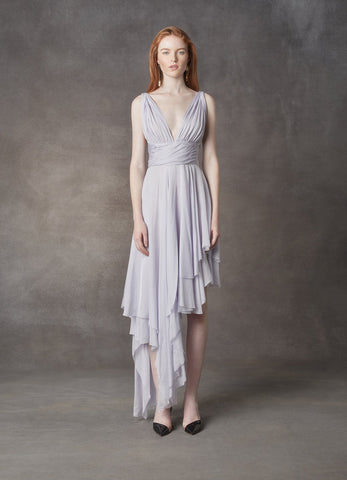 Minerva Asymmetrical Dress