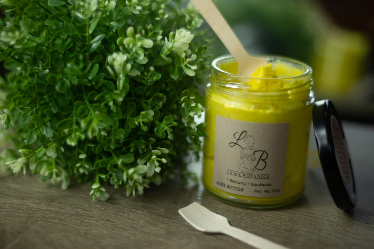 Citronelle Body Butter