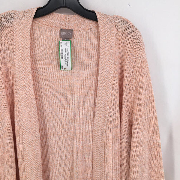 Sz 2 open cardigan