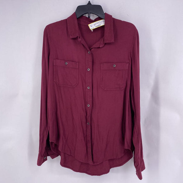 Sz L button down