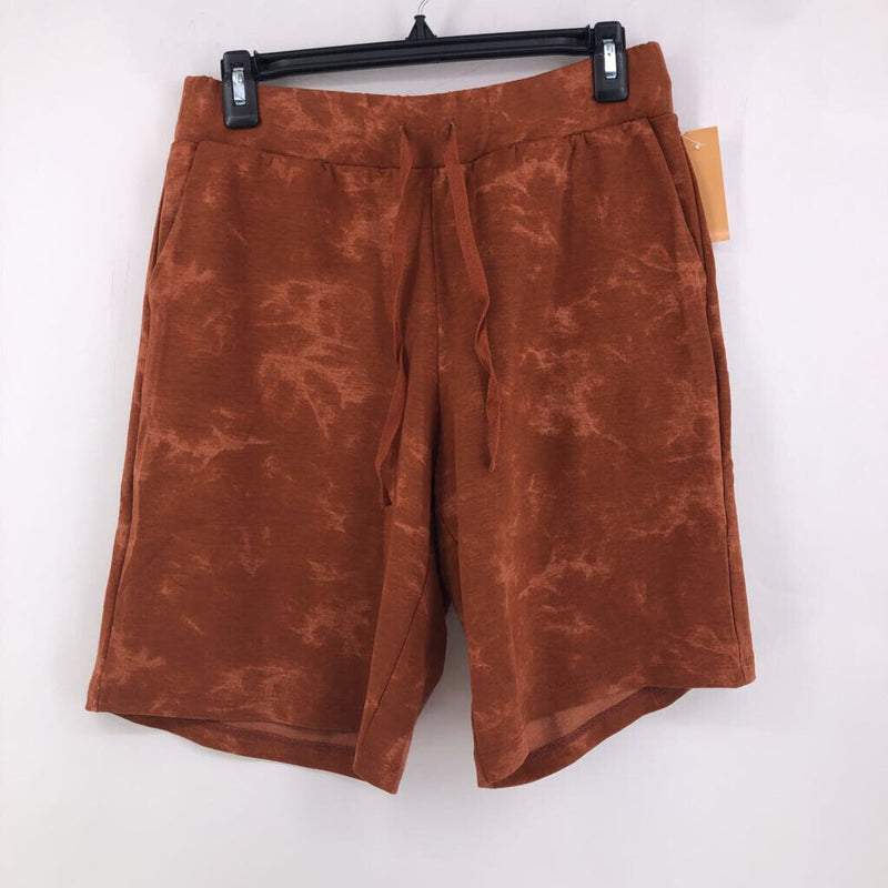 S/52 french terry bermuda shorts