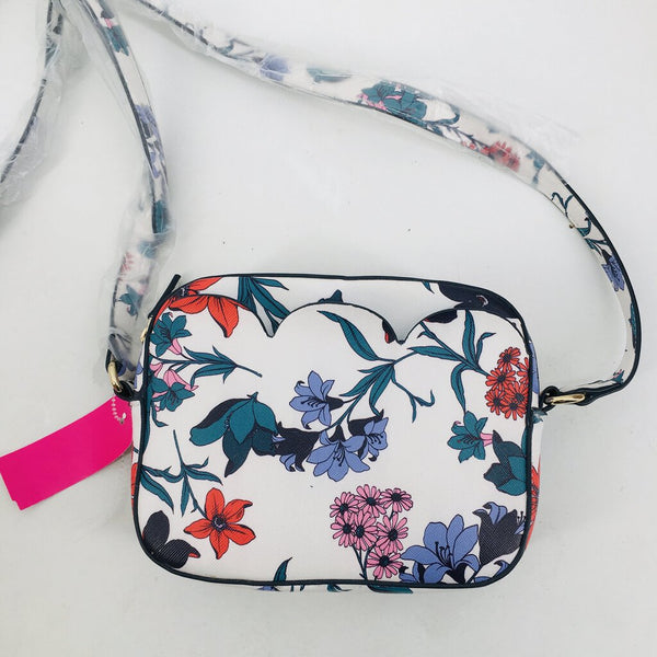 new james elliston floral crossbody