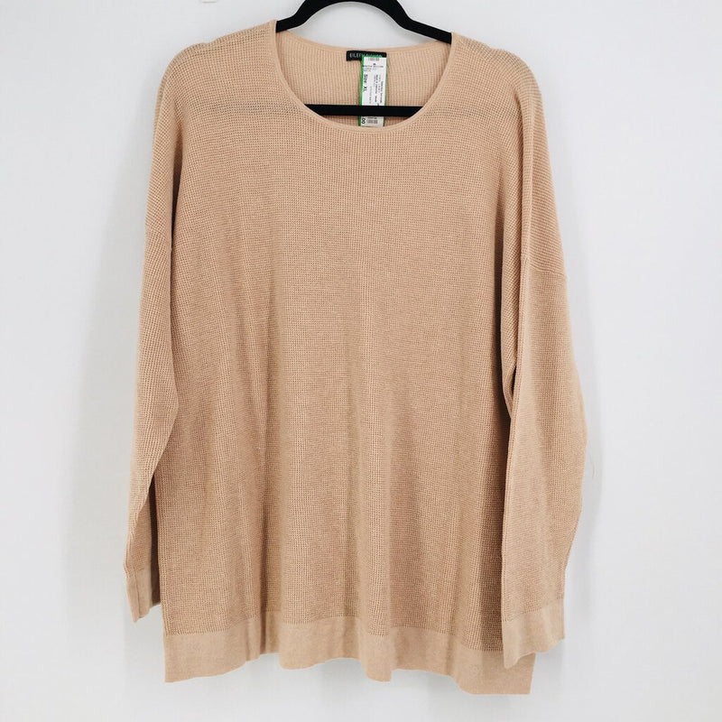 blush ls sweater
