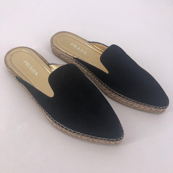 40.5 PRADA black slipon