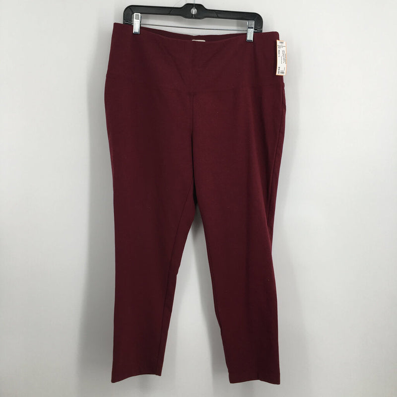 SZ 2 pull on pants