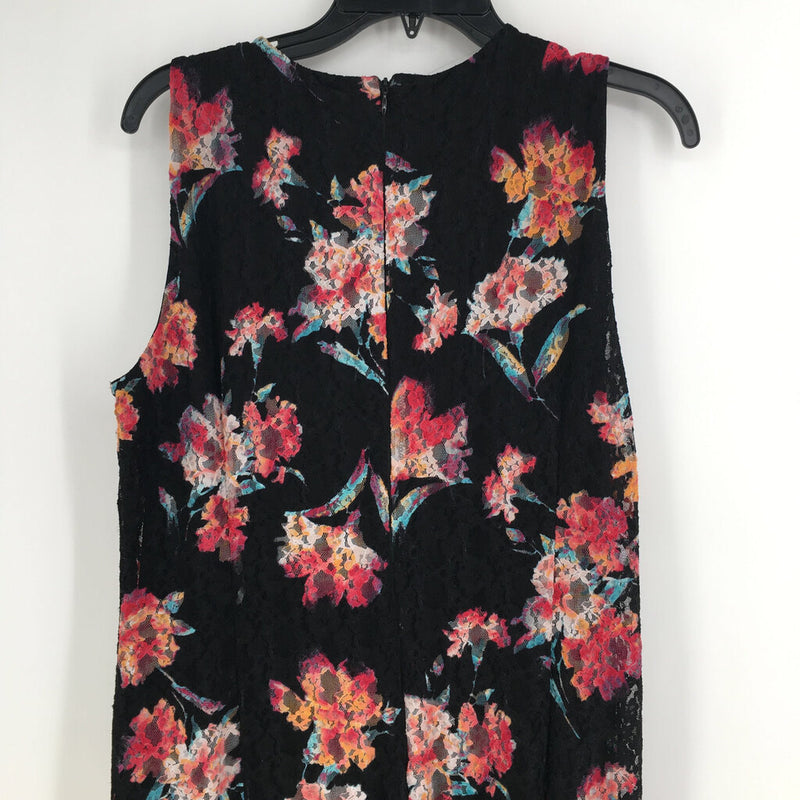 SZ XL floral maxi dress