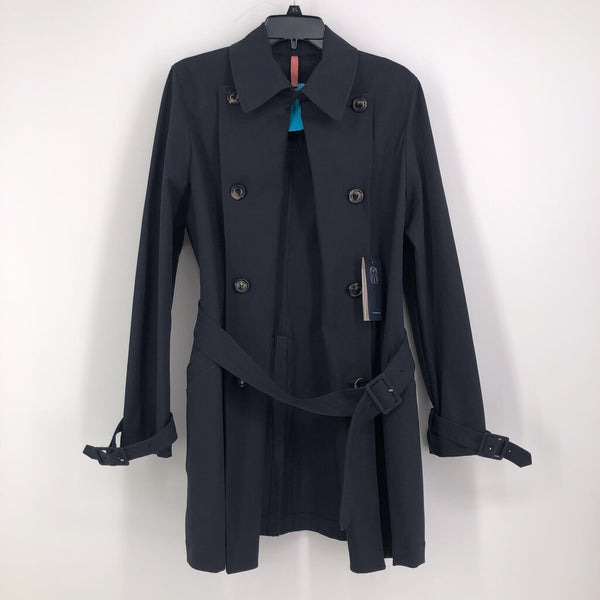 Sz L 46 double breasted coat
