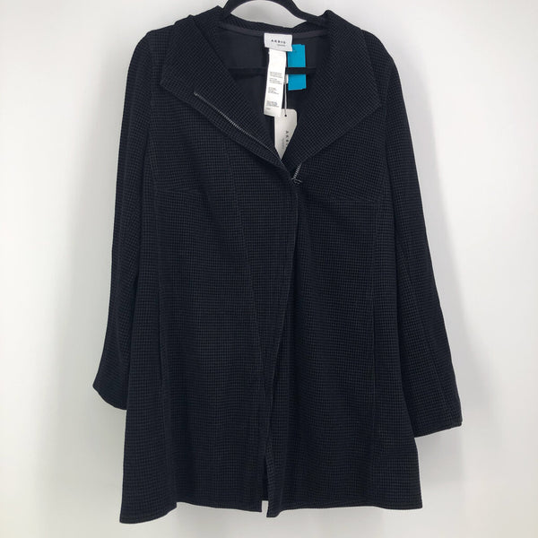 Sz 16 l/s black jacket