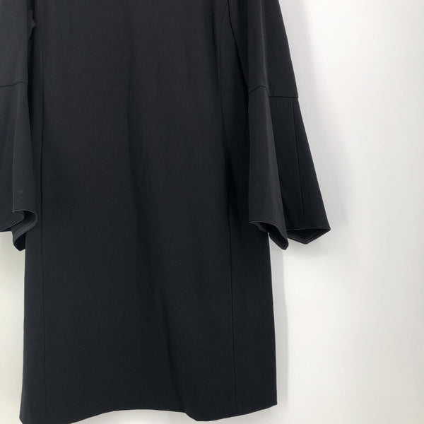 Sz L l/s dress bell sleeves