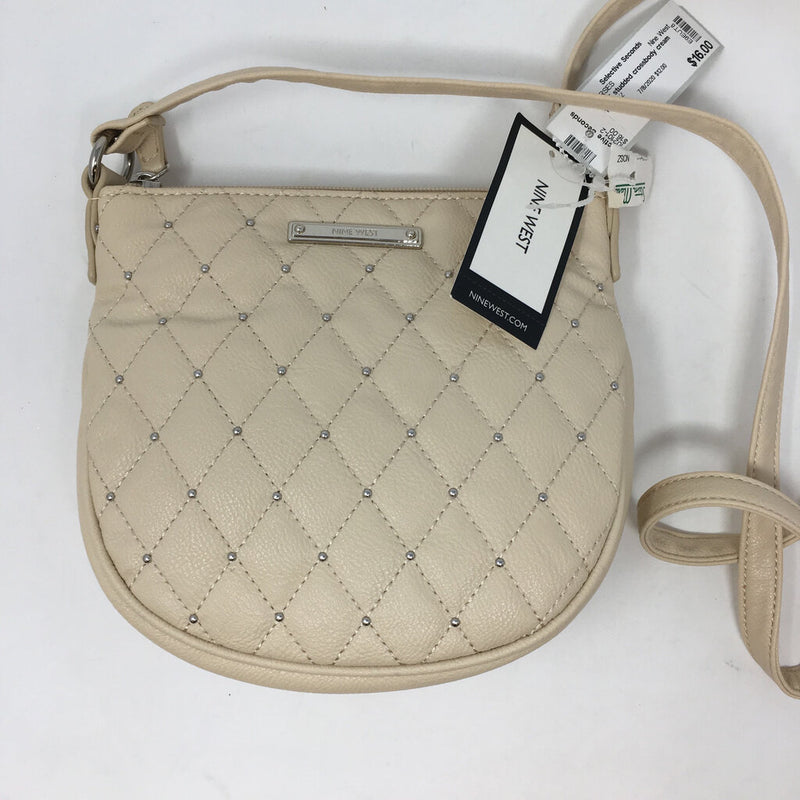 NWT studded crossbody