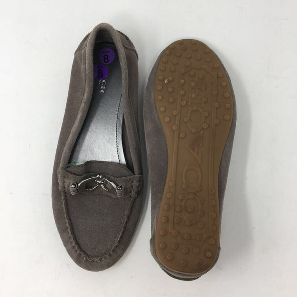 SZ 8 slip on loafers