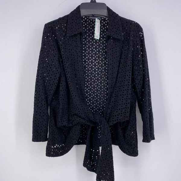 Sz L knotted jacket