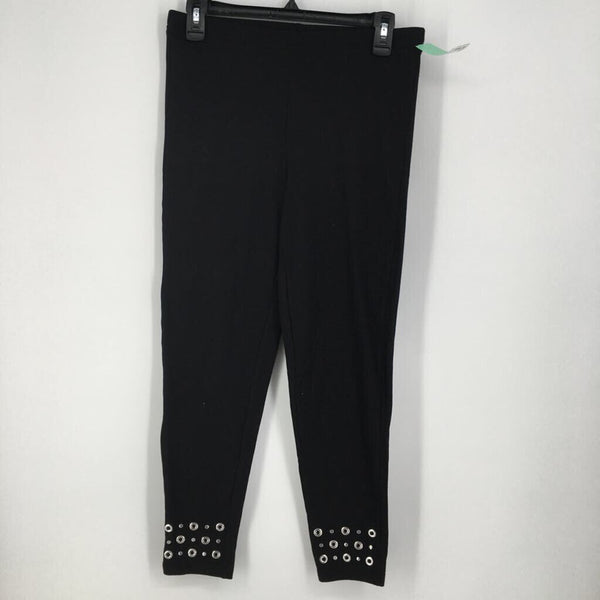 SZ M leggings with studs