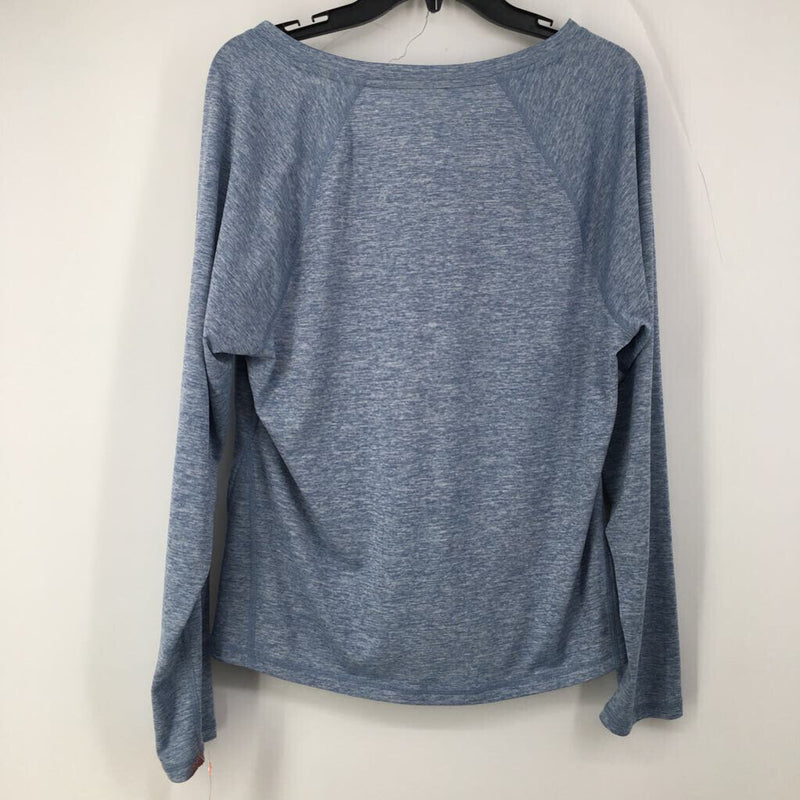 SZ XL l/s athletic top
