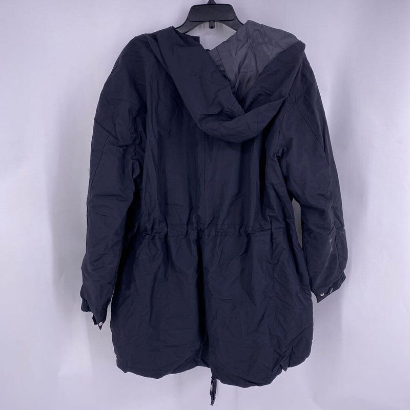 Sz 1x drawstring coat