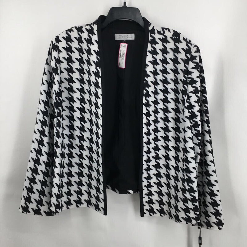 SZ 20W NWT hounds tooth jacket