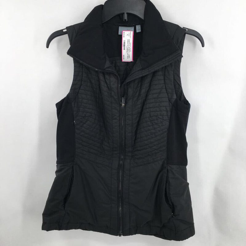 Sz S quilted vest