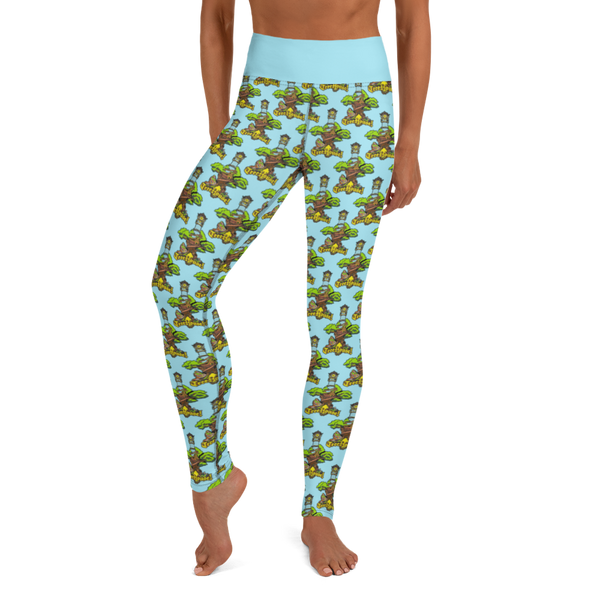 Bring it to the Light Yoga Leggings