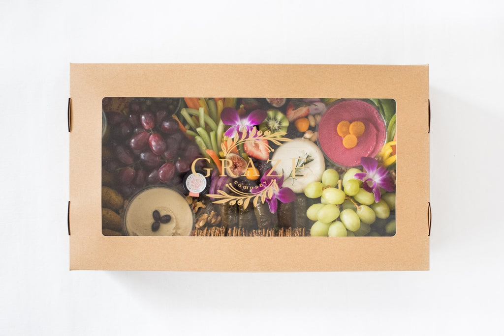 The Vegan Graze Box