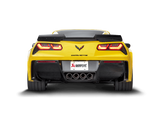 Akrapovic Exhaust for your C7 Corvette Stingray