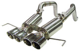 Billy Boat Bullet Exhaust for your 2014+ C7 Corvette Stingray