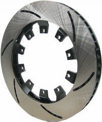Racing Brake Rotors - 2 pc rear (replacement)