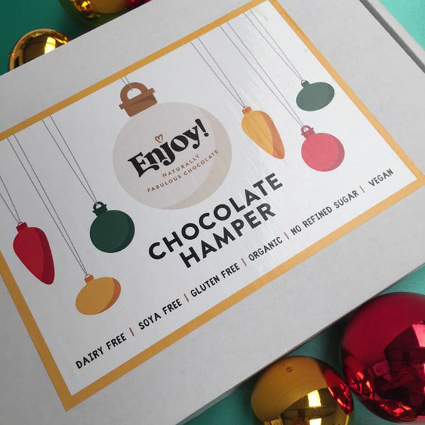 Enjoy! Christmas Chocolate Hamper