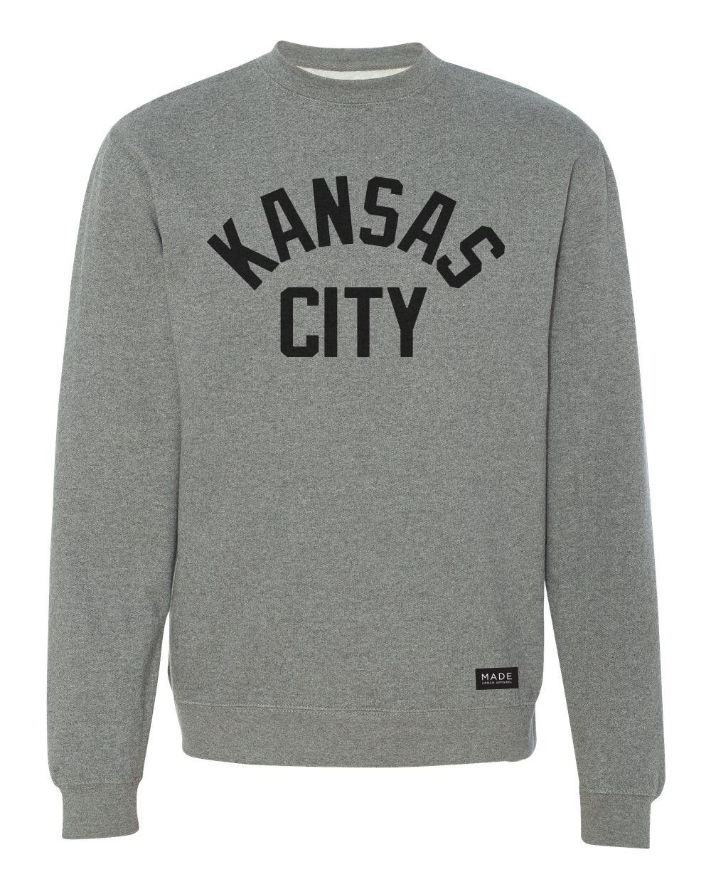 MADE | KC ORIGINAL SWEATSHIRT | GREY