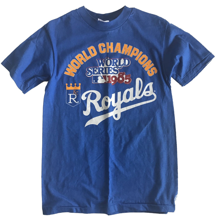 Vintage Kansas City Royals 1985 shirt
