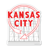 BOZZ PRINTS | KANSAS CITY AUTO SIGN STICKER