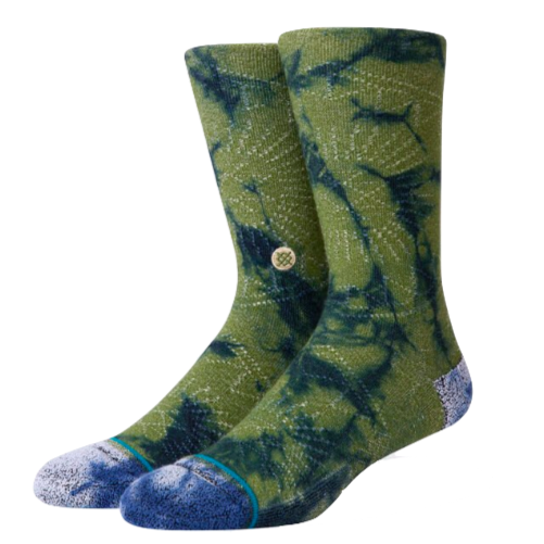 STANCE | MONTE CLARO SOCKS - ARMY GREEN