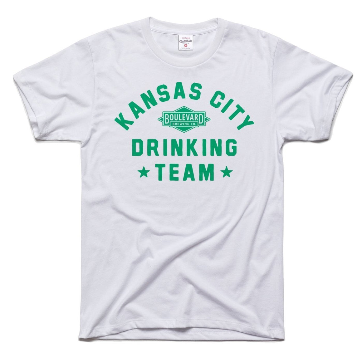 CHARLIE HUSTLE | BOULEVARD BREWING ST. PATRICK'S DAY DRINKING TEAM