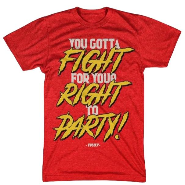 BELLBOY | FIGHT FOR YOUR RIGHT T-SHIRT