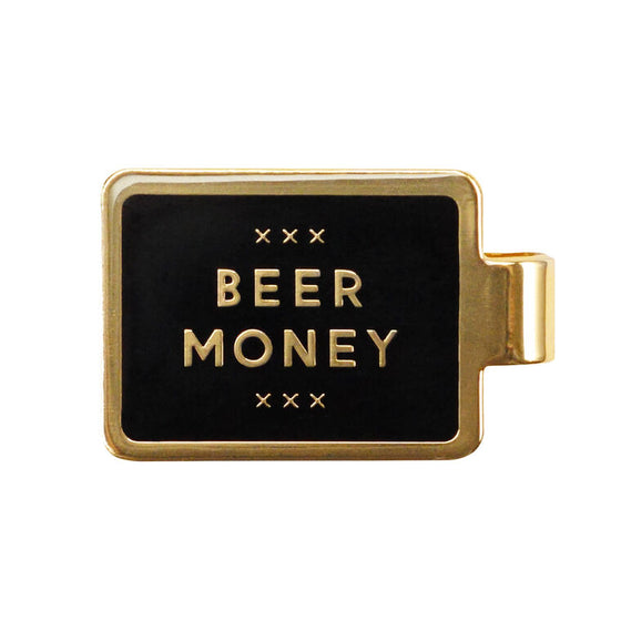 EASY TIGER | MONEY CLIP | BEER MONEY