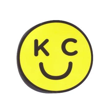 BELLBOY | KC SMILEY DECAL