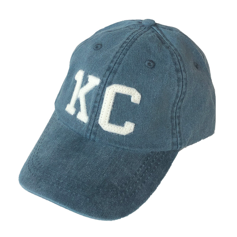 1KC | SIGNATURE HAT - NAVY WASH