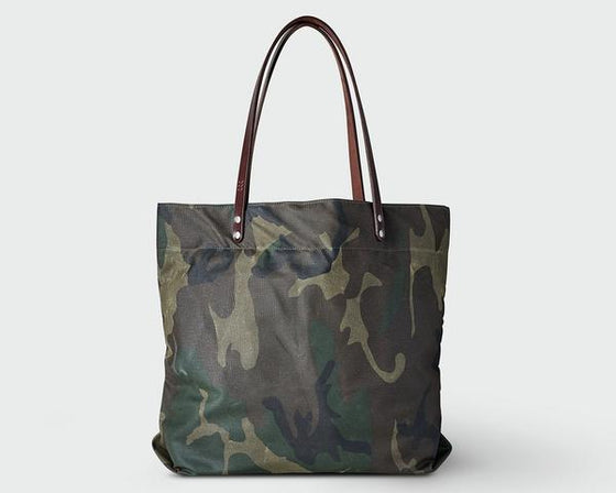 SANDLOT | RUSSELL TOTE | CAMO