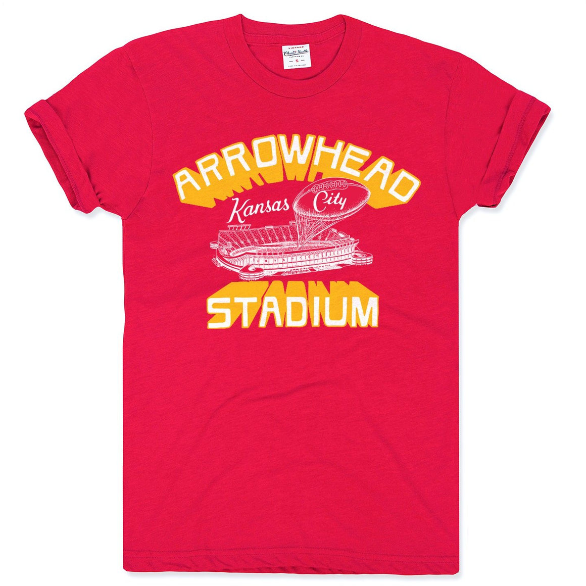 CHARLIE HUSTLE | ARROWHEAD STADIUM