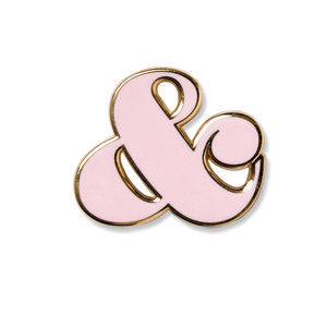 x AMPERSAND PIN | AMPERSAND