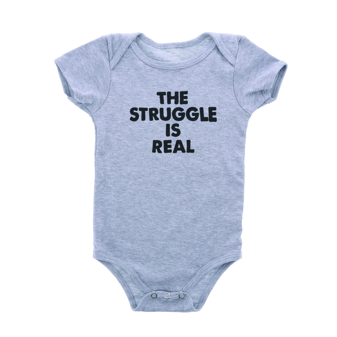 BELLBOY | THE STRUGGLE IS REAL ONESIE
