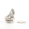 VINTAGE JEWELRY | STERLING SILVER DRAGON RING (SIZE 9.25)