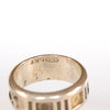 VINTAGE JEWELRY | TIFFANY & CO. ROMAN NUMERALS STERLING RING (SIZE 5.75)