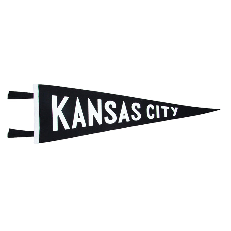 FOUNTAIN OF YOUTH | KANSAS CITY PENNANT