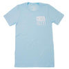 KNS CTY | HEATHER ICE BLUE