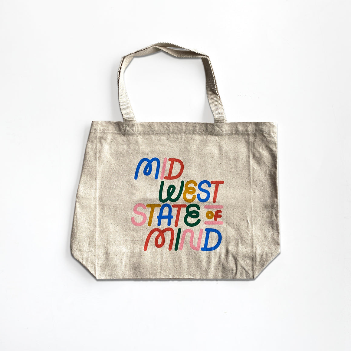 AMPERSAND | MIDWEST STATE OF MIND TOTE BAG