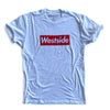 BELLBOY | WESTSIDE T-SHIRT - WHITE