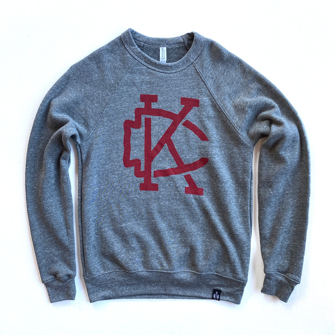 FLINT AND FIELD | ARROWHEAD KC SWEATSHIRT